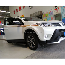 Car Refitting Aluminum Electric Side Step For RAV4