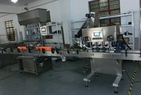 automatic jam filling and capping machine China