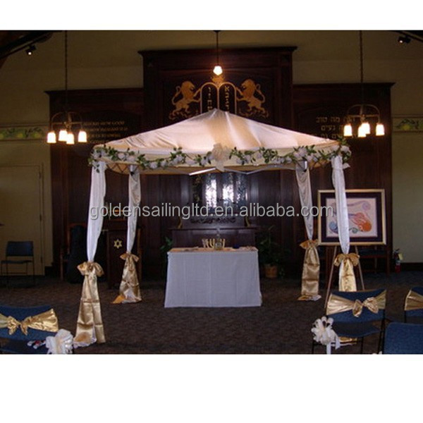 Display booth pyramid roof pipe and drape kits