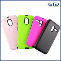 [GGIT] Customize Mobile Phone TPU Combo Case with OEM for All models