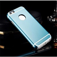 newest arrival high quality for iphone 6 metal mobile phone case