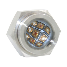 Diameter 30MM <strong>Rgb</strong> 27W Waterproof Submarine Transom Underwater Yacht Boat Led Drain Plug Light