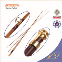 FYR005-2 China Supplier Fishing Rod Oem 3 sec Bamboo Fly Rod