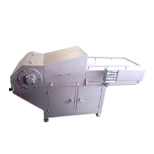 Multifunction frozen beef meat flaker slicer machine