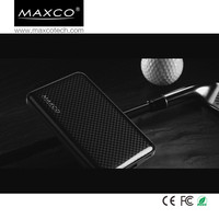 MAXCO 10000mah lithium battery cell phone power bank samsung