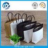 OEM/ODM paper bag with rivet joint handle custom bag