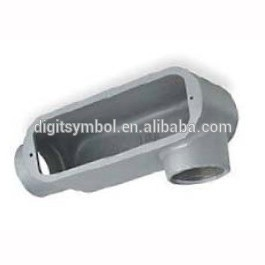 MAIN PRODUCT electric conduit threaded body