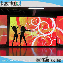 Super light indoor P3.9, P4.8, P5, P6 die casting aluminium rental cabinet LED display