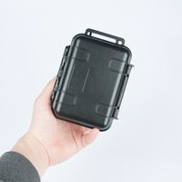 BC-2 High Quality Protective Waterproof injection molded plastic case