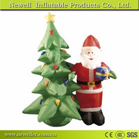 Wholesale indoor inflatable christmas tree for good price