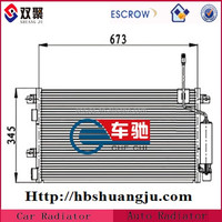 air conditioning auto condenser alibaba express made in china