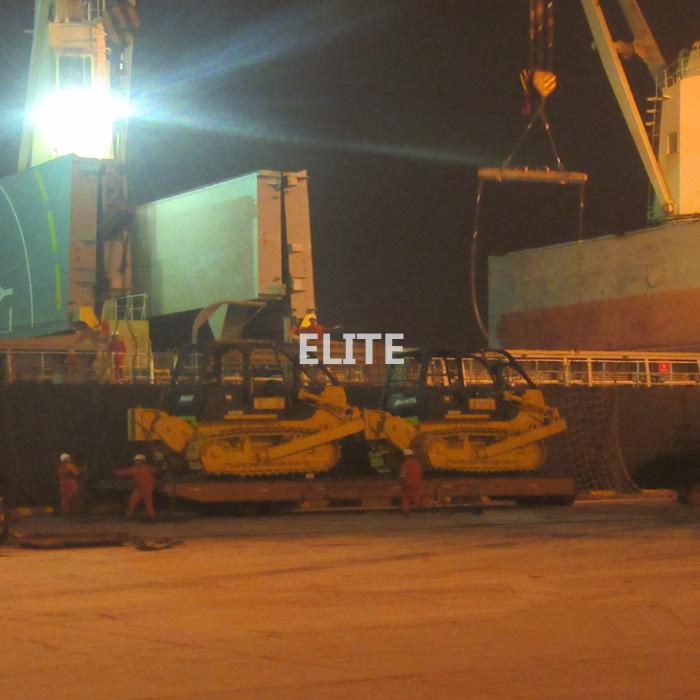 bulldozer shipping