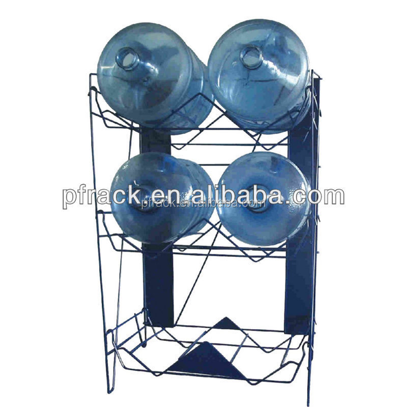 5 Gallon Water Bottle Rack Water Bottle Rack 2 Liter