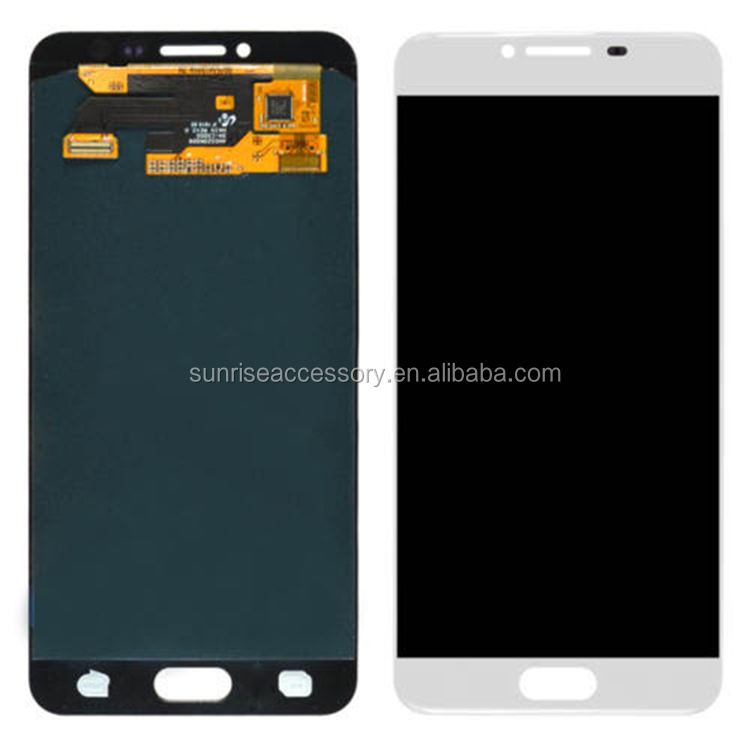 Top Grade Lcd Screen For Samsung Galaxy C5 C5000 Lcd Touch Assembly