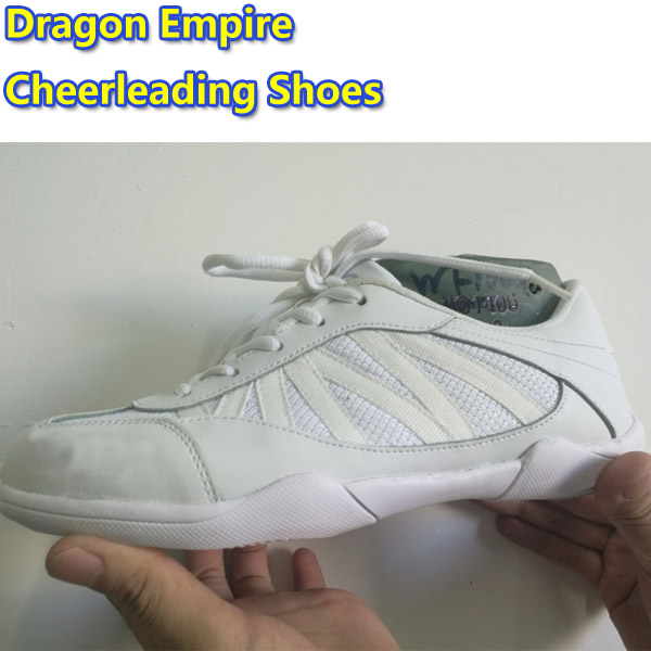 Lightweight breathable Casual fitness women's cheerleading dancing shoes