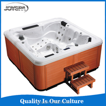 Chinese Supplier Love outdoor spa and massage hot tub (factory)