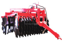 Trailed type heavy duty offset disc harrow for sale