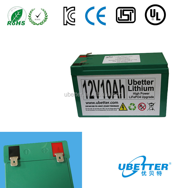 Manufacture deep cycle LiFePO4 36v 22ah lithium ion battery pack for ebike