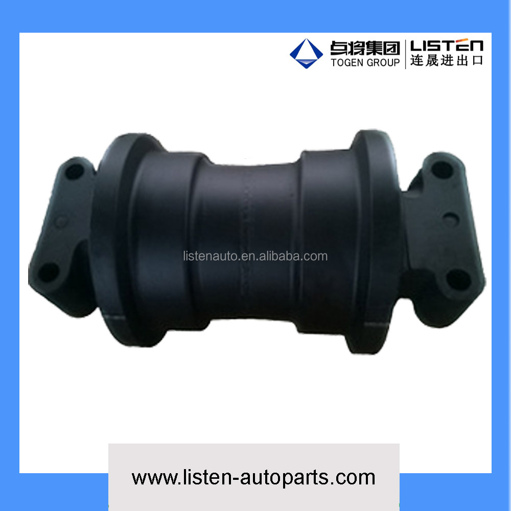 excavator carrier wheel,SANY XCMG Liugong track roller excavator undercarriage parts