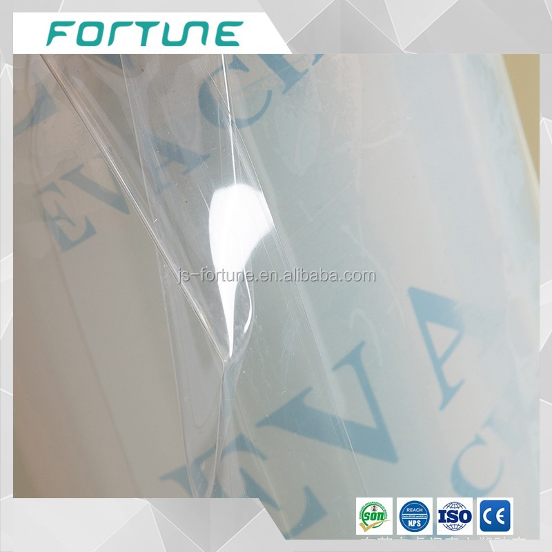 Super clear PE/PEVA/EVA film for packing,bag,shower curtain