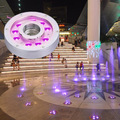IP68 27W indoor outdoor fountain light DXM RGB color changing fountain light
