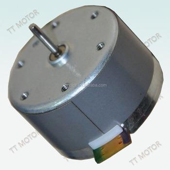 12v Cw Dc Motor For Turntable Display Buy 12v Dc Motor