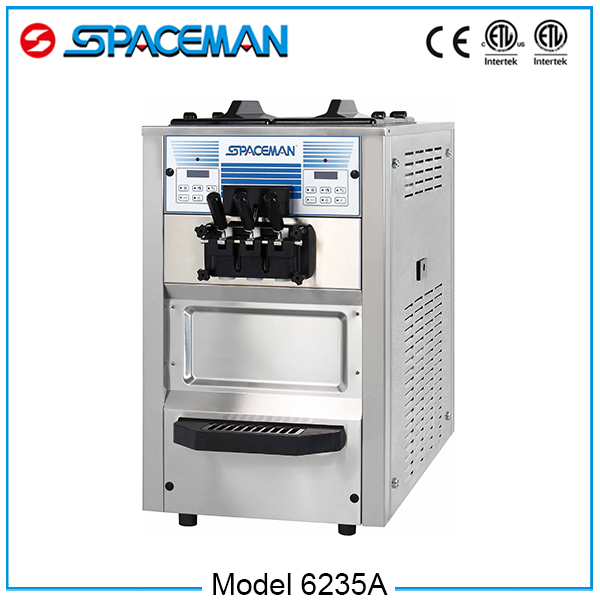 Hard Ice Cream Maker machine,commercial ice cream machine for sale 6235A