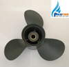 Aluminum Marine Boat Outboard Propeller For Honda Engine 25-30HP