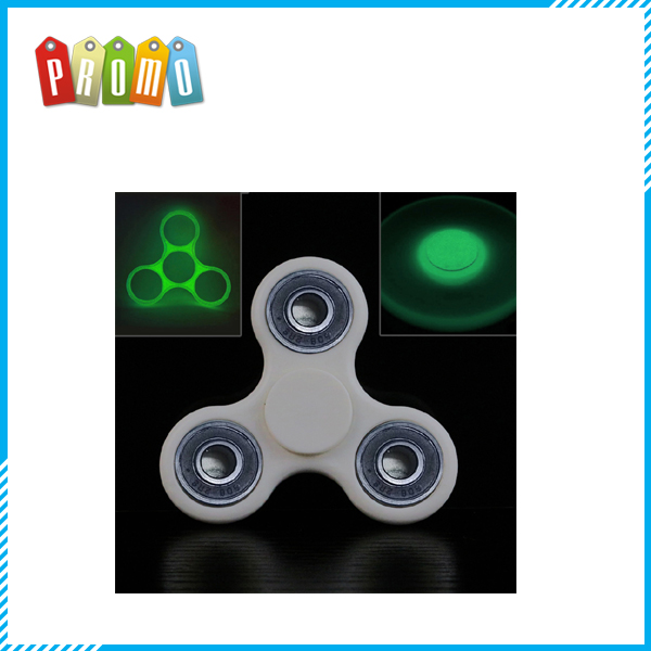 Glow in the Dark Fidget Spinner Target for ADHD Kids and Adult