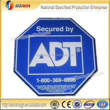ADT Aluminum Reflective ADT octagon traffic sign Direction