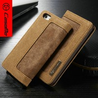 China Supplier CaseMe Leather Case for iPhone 5 5s, for Apple iPhone 5s Case, Wallet Case for iPhone 5s