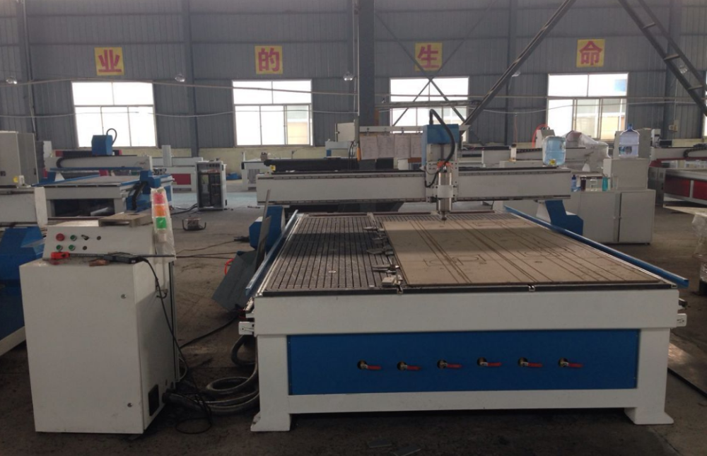 High precision 3d cnc router furniture making machine