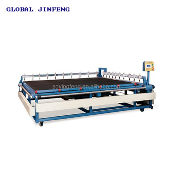 JFC-1525 Easy operation manual glass cutting table / cutting machine
