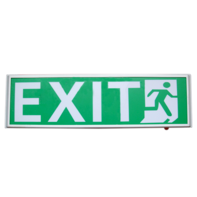 Zhuiming Battery Operated LED Emergency Exit Lights Sign