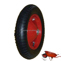 garden tools spare parts wheelbarrow tyre PR2400 13'*3.00-8