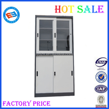 metal file cabinet with lock steel modern design almirah sliding door