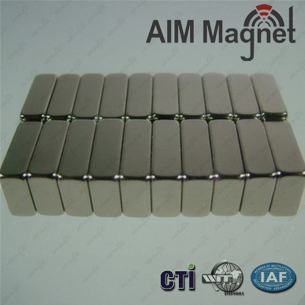 Block magnets 40mm x 40mm x 20mm N52 neodimio Strong Rare Earth magnets neodymium magnets n52