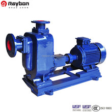 ZW Self Priming Solid Waste Water Centrifugal Pump
