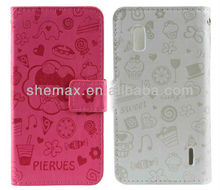 Factory Price For LG Nexus4 E960 mobile phone case