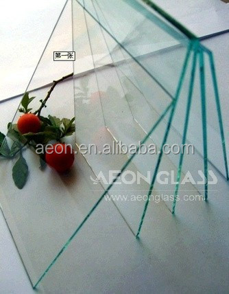 1.5mm picture frame glass