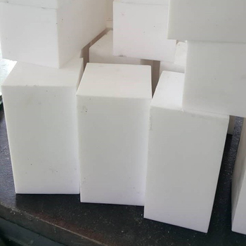 PTFE molded sheet block virgin ptfe brick