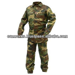 Digital Camouflage Military Army Uniform