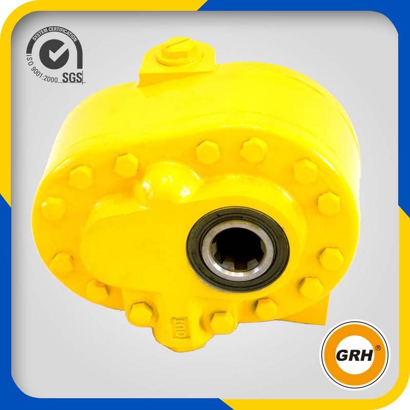 PTO driven hydraulic gear oil pump
