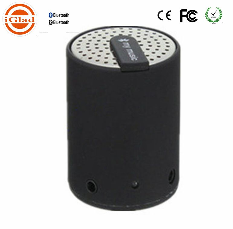 Mini portable wireless bluetooth vibration Speaker