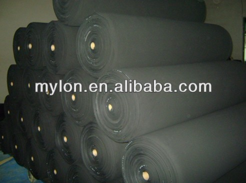 Customized factory provide round large small high quality CR rubber gasket