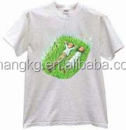 100% cotton fashion digital print t shirt china professional made, custom only you some t shirt