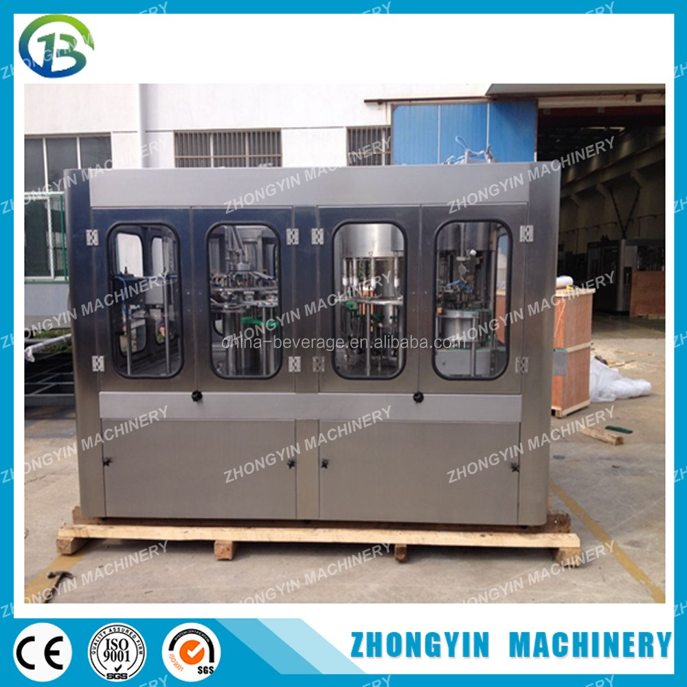 automatic mineral water small bottling and packing machine/complete line/turn-key projects