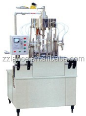 hot sale La-F2000 counter pressure bottle filler with video
