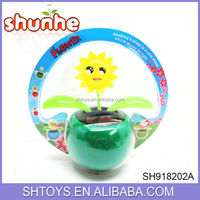 Various Colorful Solar Swing Flower Top