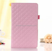 Flip PU leather case for Sony Z3 compact tablet with stand